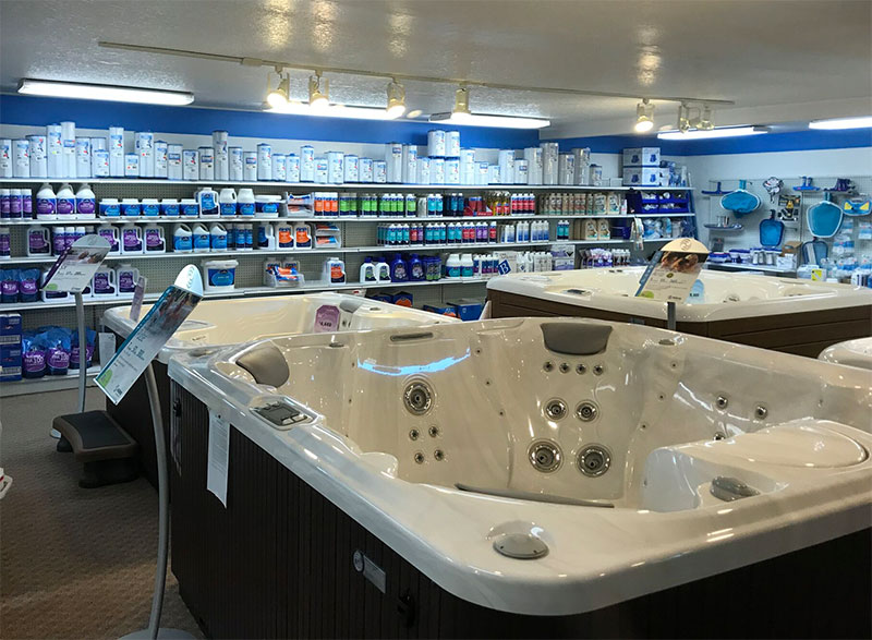 Inside Preference Pools & Spas