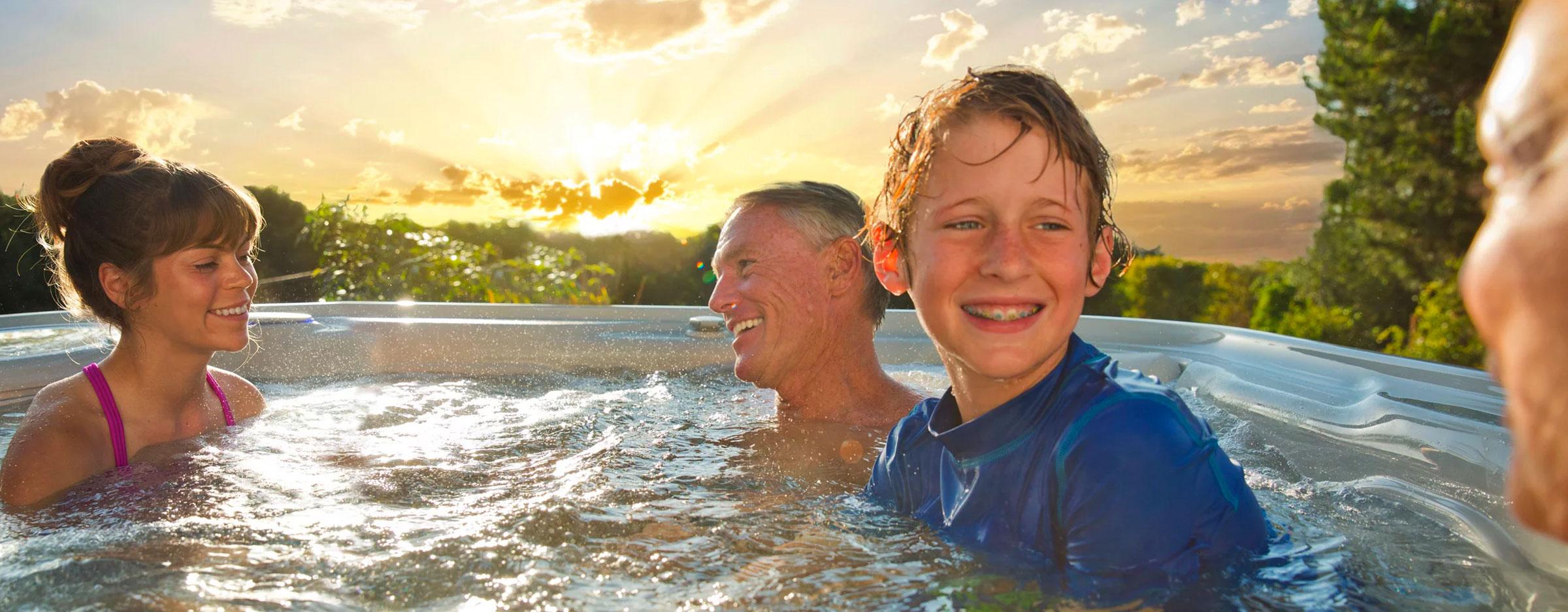 customer testimonials hotspring spas